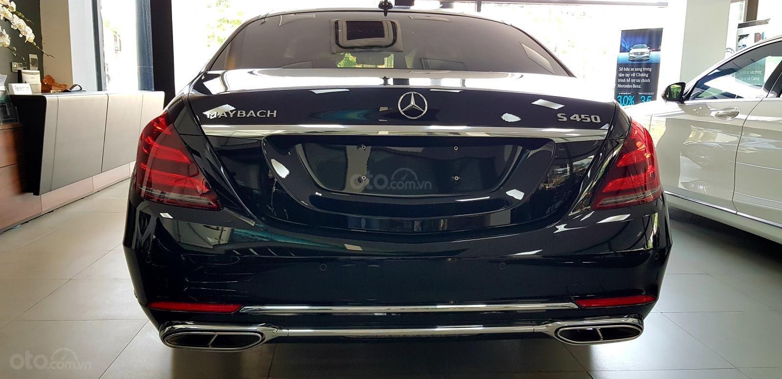 Mercedes-Benz Maybach S450 đời 2019 nhập khẩu, xe giao ngay khuyến mãi lớn, liên hệ 0913332288 (13)