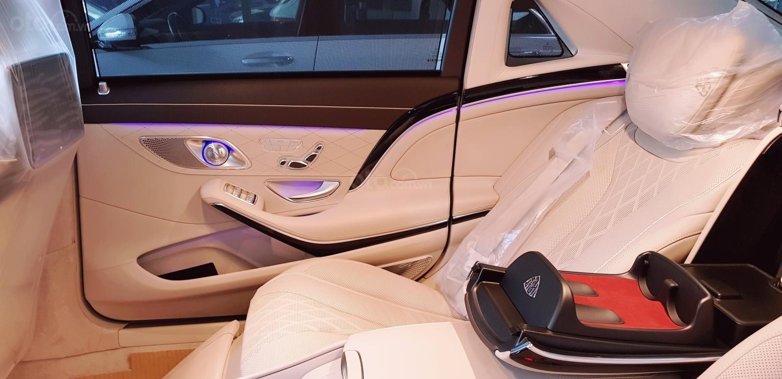 Mercedes-Benz Maybach S450 đời 2019 nhập khẩu, xe giao ngay khuyến mãi lớn, liên hệ 0913332288 (15)