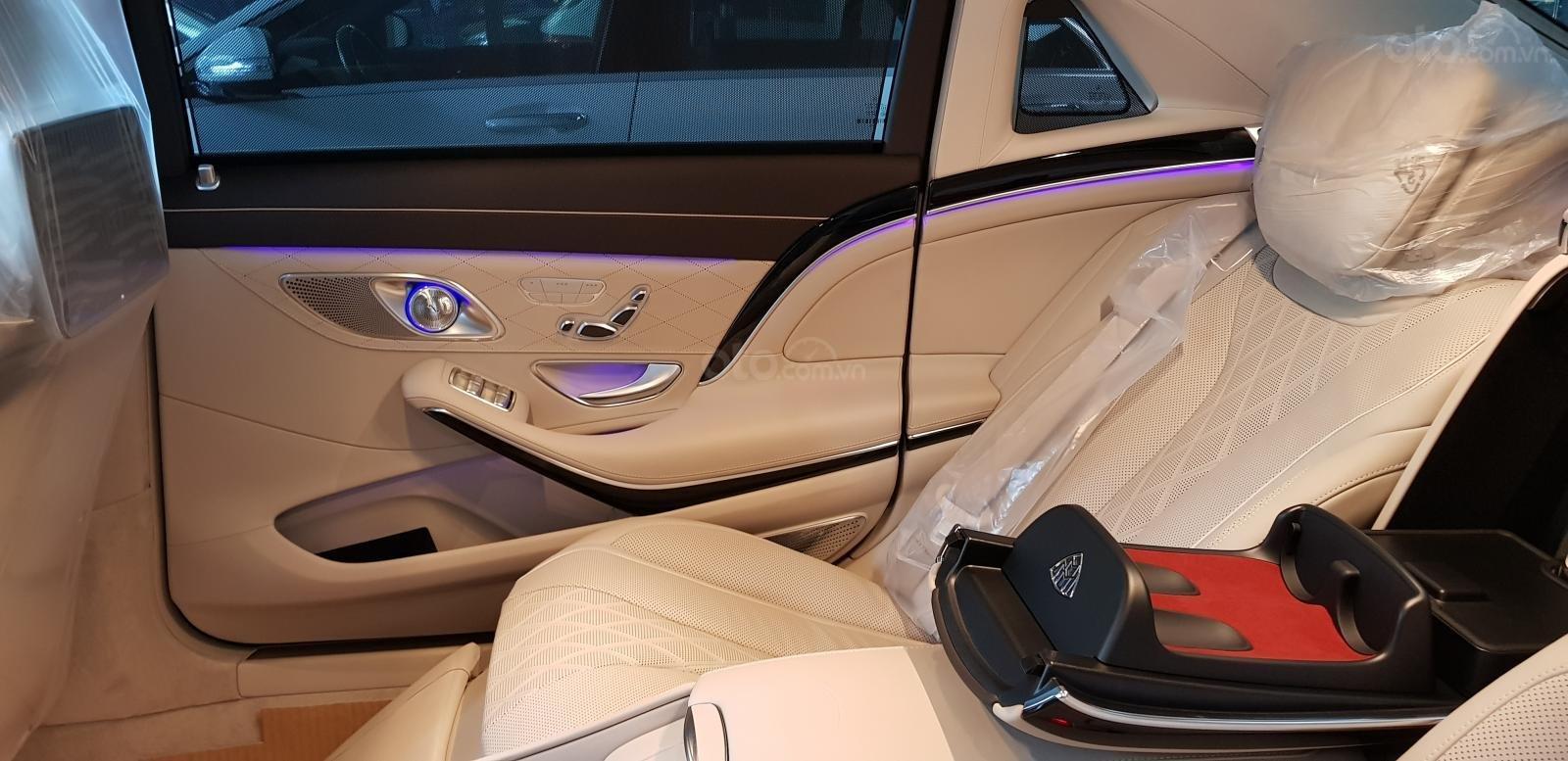Mercedes-Benz Maybach S450 đời 2019 nhập khẩu, xe giao ngay khuyến mãi lớn, liên hệ 0913332288 (19)