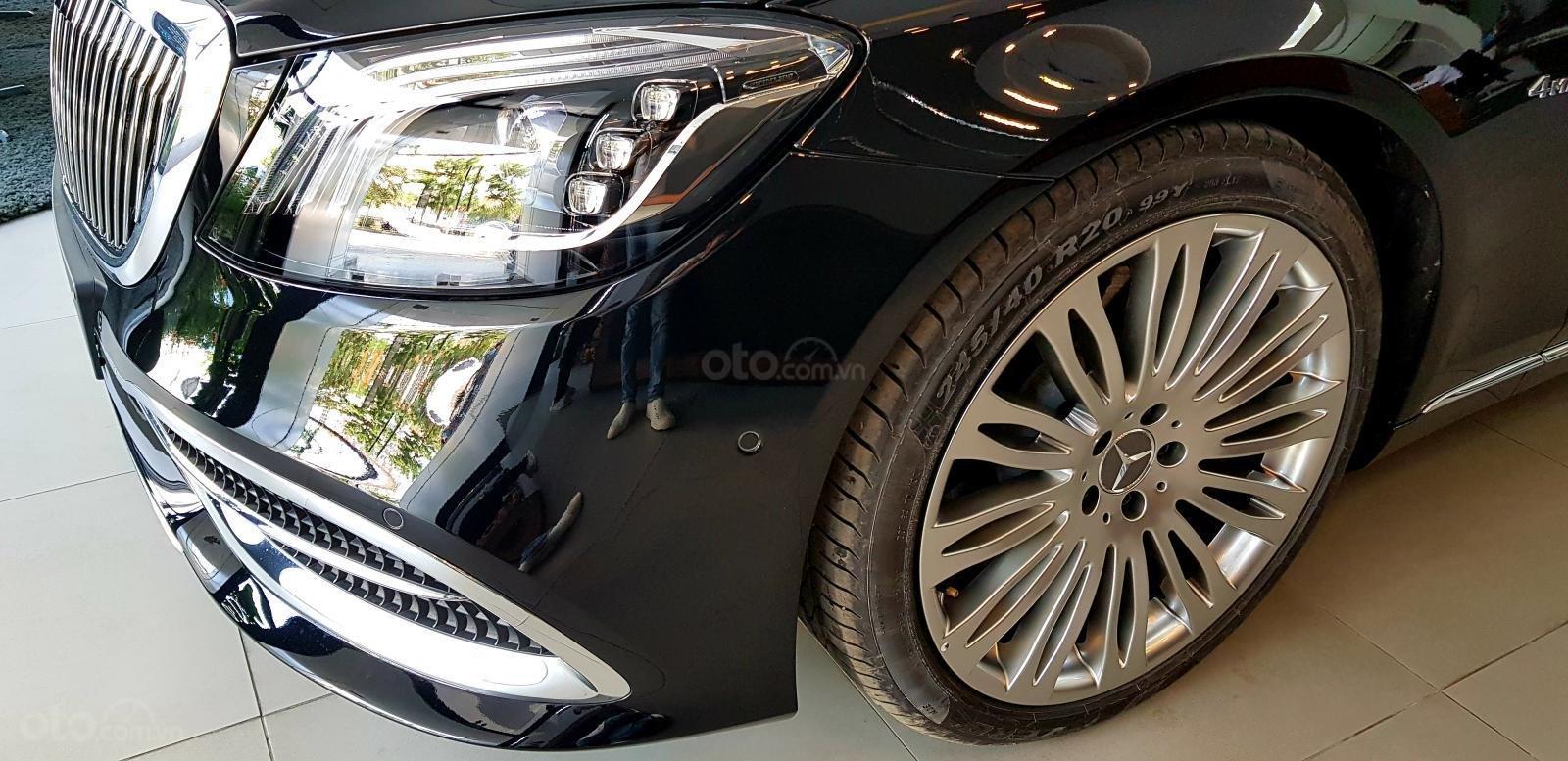 Mercedes-Benz Maybach S450 đời 2019 nhập khẩu, xe giao ngay khuyến mãi lớn, liên hệ 0913332288 (21)
