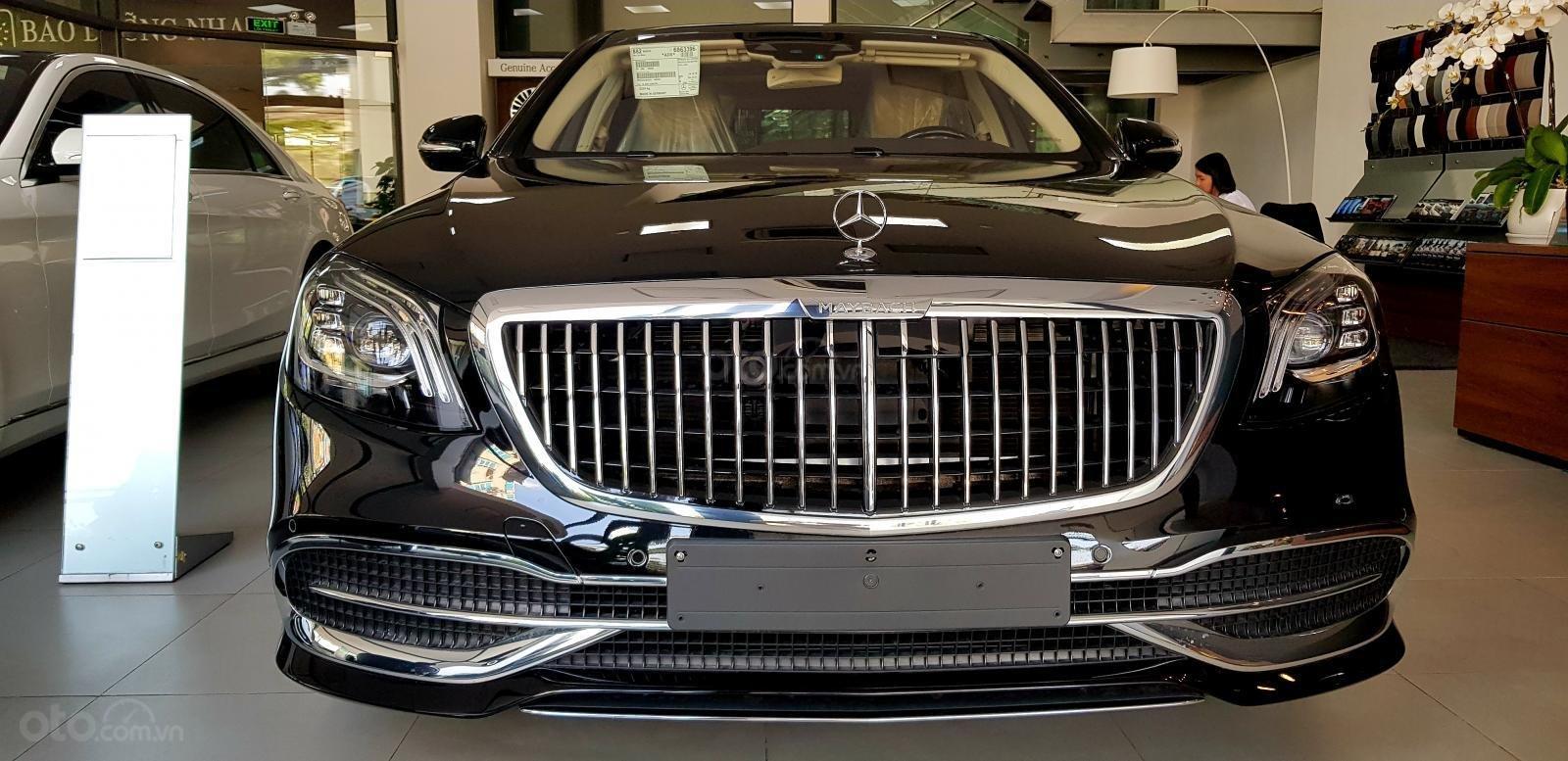 Mercedes-Benz Maybach S450 đời 2019 nhập khẩu, xe giao ngay khuyến mãi lớn, liên hệ 0913332288 (24)