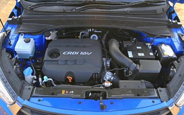 So sánh Hyundai Creta 2020 vớithế hệ cũ về động cơ..