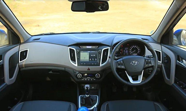 So sánh Hyundai Creta 2020 vớithế hệ cũ về ngoại, nội thất...