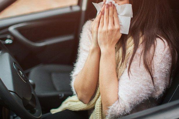 Ngăn chặn mầm bệnh và vi trùng trên ô tô đảm bảo sức khỏe