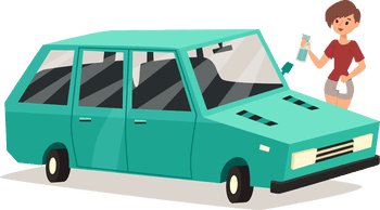 Ngăn chặn mầm bệnh và vi trùng trên ô tô đảm bảo sức khỏe - Khử trùng