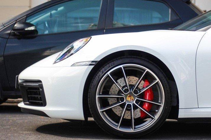Bộ mâm Classic Porsche 911 Carrera S.