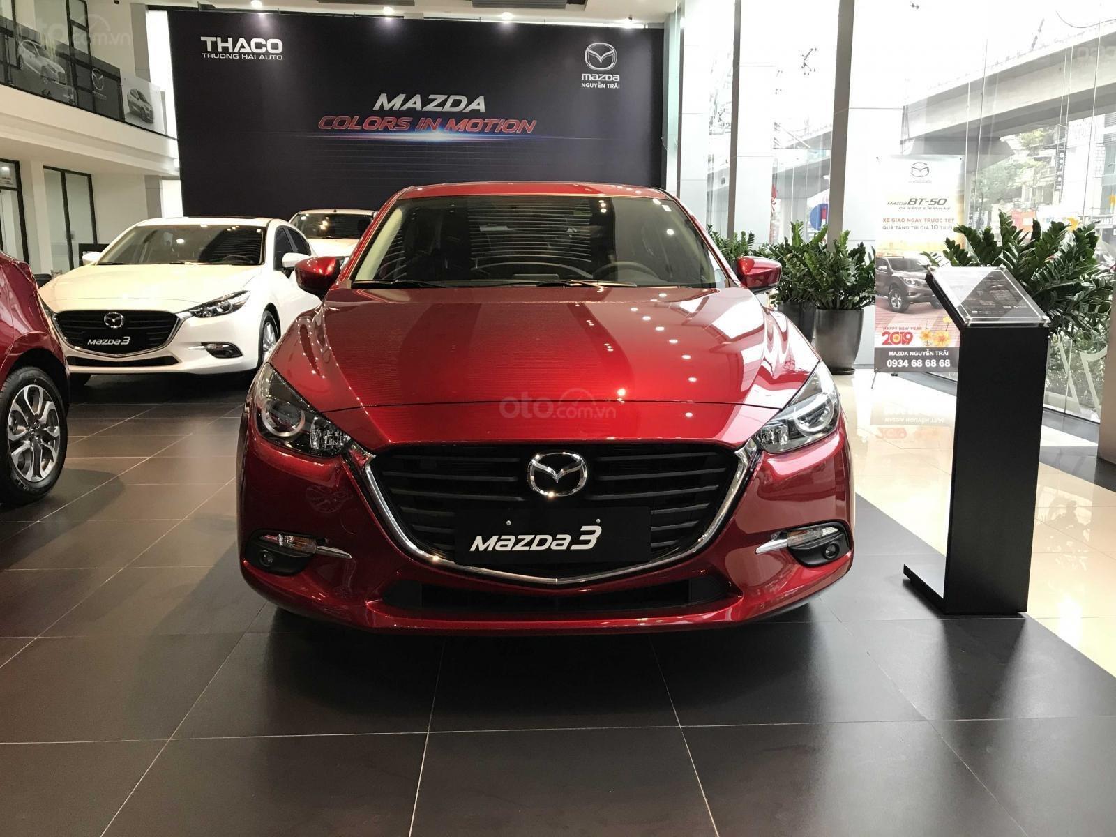 Ra mắt thế hệ mới, Mazda 3 cũ giảm sâu để xả kho a2