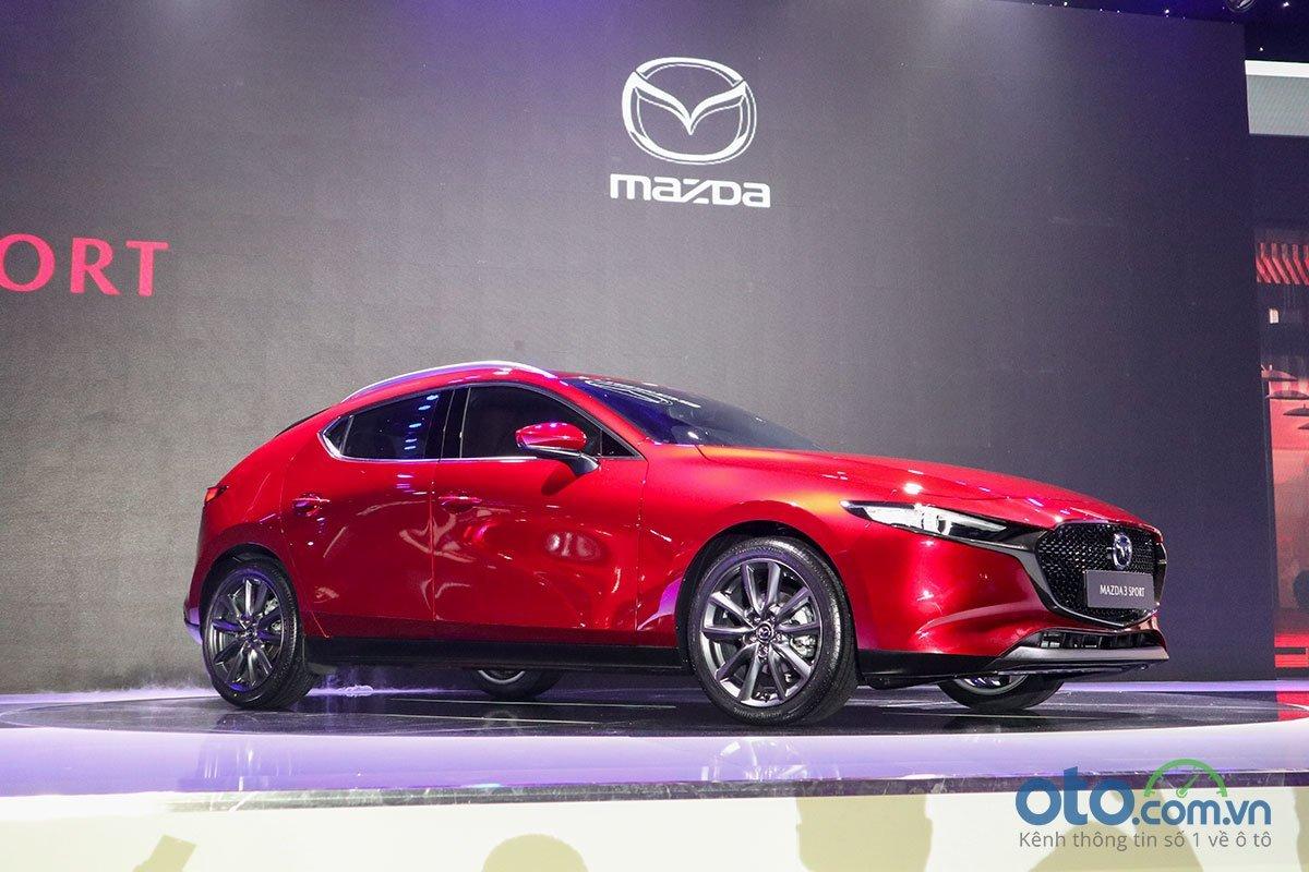 Mazda 3 là mẫu xe ăn khách bậc nhất phân khúc hạng C tại Việt Nam