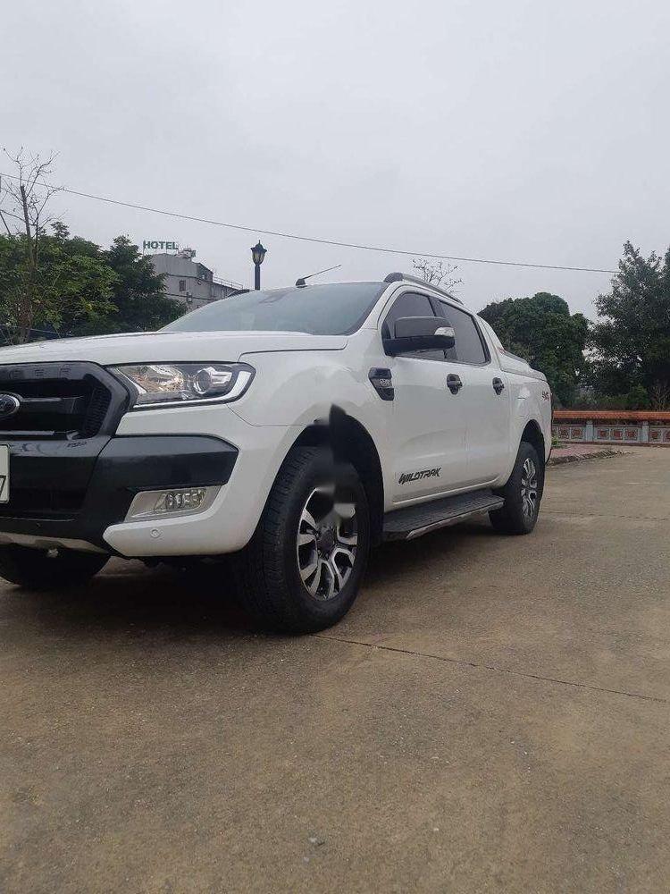 Bán Ford Ranger năm 2016, màu trắng, nhập khẩu, giá 695tr (3)