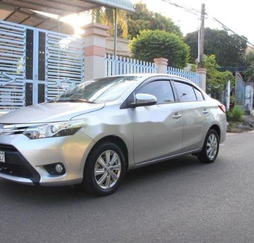 Bán ô tô Toyota Vios 1.5G AT 2016 số tự động (1)