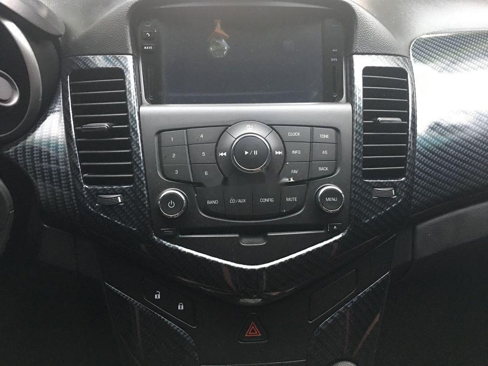 Cần bán Chevrolet Cruze đời 2011, màu xanh lam chính chủ xe nguyên bản (4)