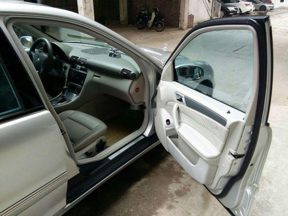 Cần bán gấp Mercedes đời 2007, màu bạc, xe nhập chính chủ (2)