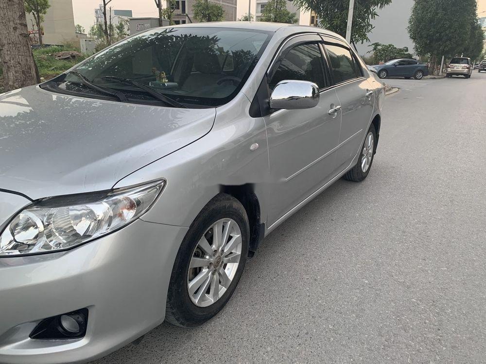 Cần bán lại xe Toyota Corolla Altis sản xuất 2008, màu bạc, nhập khẩu còn mới, giá tốt (4)