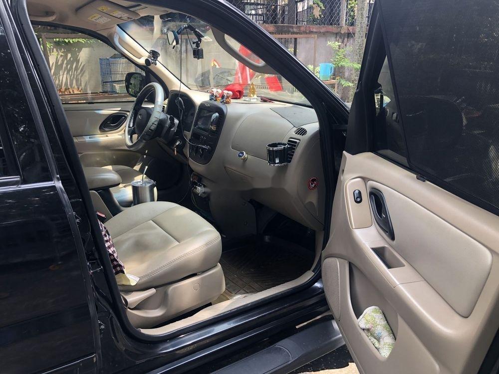 Bán xe Ford Escape 2.3L sản xuất năm 2004, màu đen, giá chỉ 223 triệu (3)