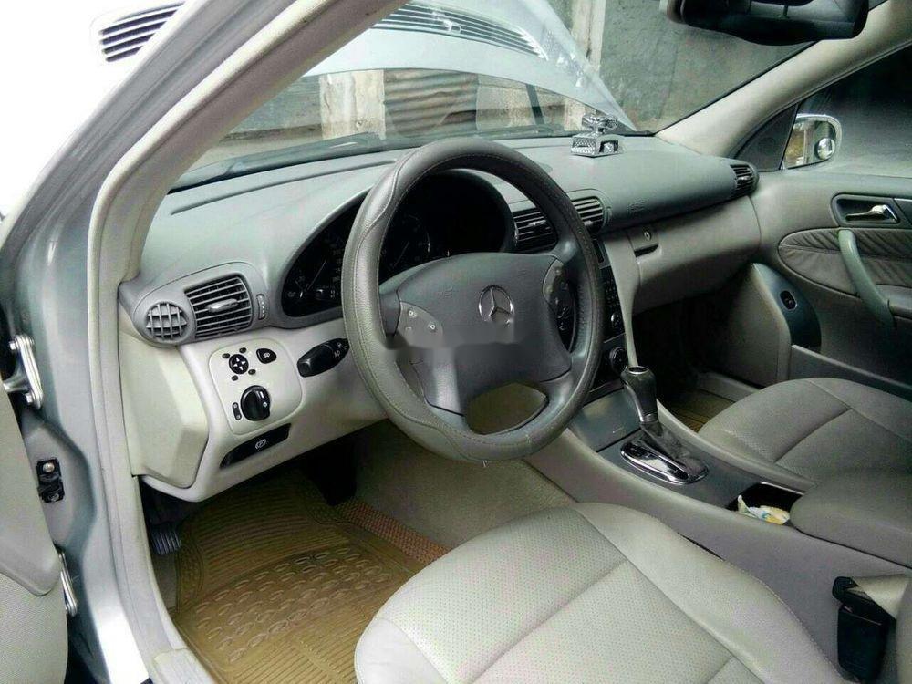 Cần bán gấp Mercedes đời 2007, màu bạc, xe nhập chính chủ (6)