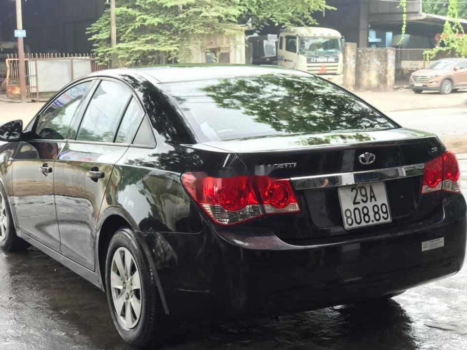 Cần bán xe Daewoo Lacetti đời 2009, màu đen, xe nhập (5)
