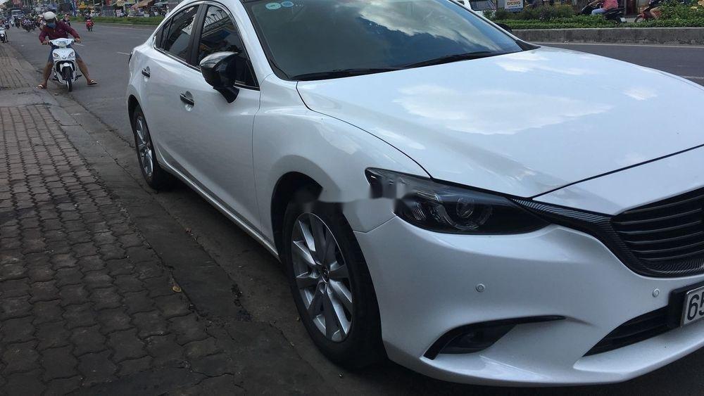 Cần bán Mazda 6 2018, màu trắng, 755 triệu (1)