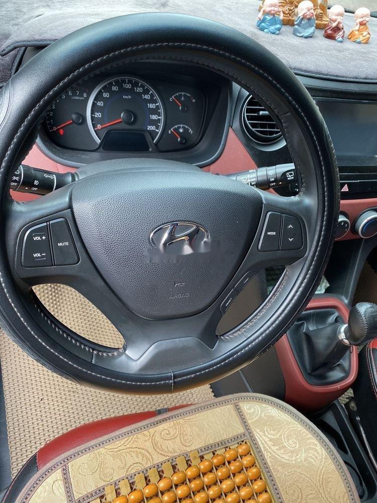 Bán Hyundai Grand i10 MT sản xuất 2017, giá 345tr (9)