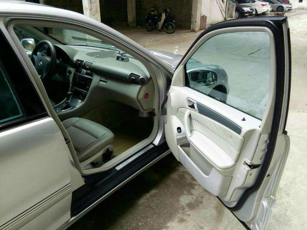 Cần bán gấp Mercedes đời 2007, màu bạc, xe nhập chính chủ (5)