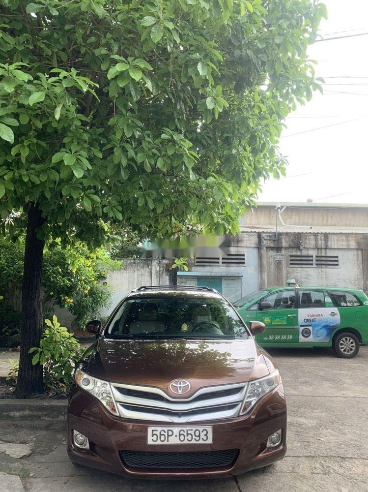 Bán Toyota Venza năm sản xuất 2009, màu nâu, nhập khẩu chính hãng (4)