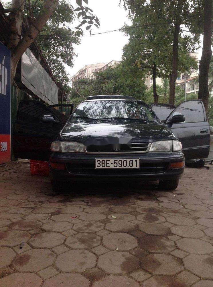 Cần bán xe Toyota Corolla Altis đời 1993, màu đen, nhập khẩu, giá chỉ 65 triệu (6)