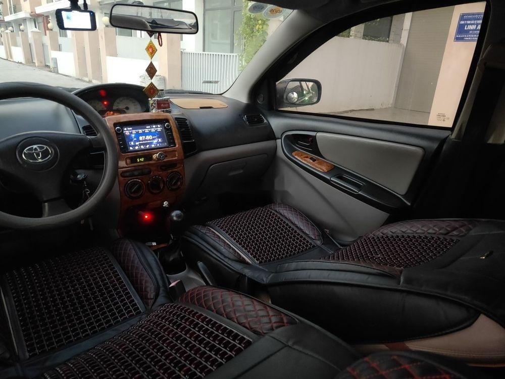 Cần bán Toyota Vios đời 2007, màu đen, nhập khẩu (4)