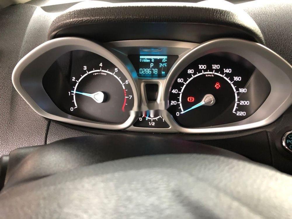 Bán Ford EcoSport Titanium Black Edition AT sản xuất 2017, màu trắng như mới (5)
