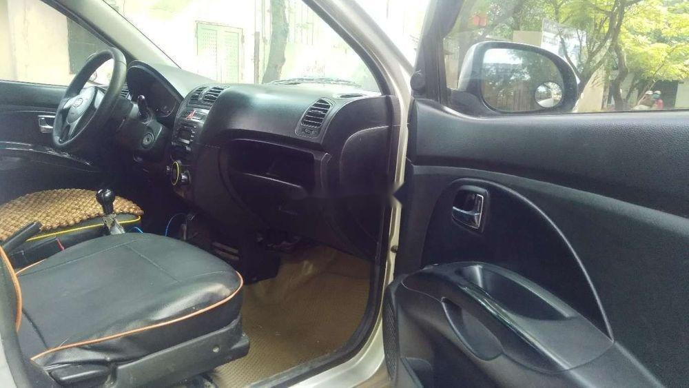 Cần bán lại xe Kia Morning đời 2011, màu bạc giá cạnh tranh (8)