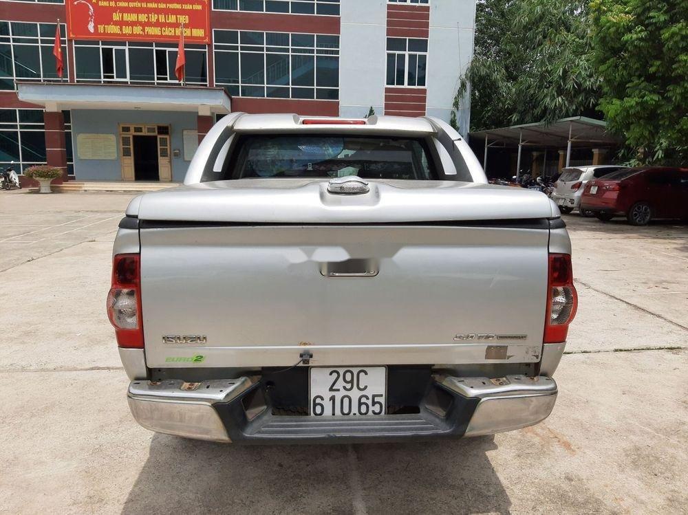 Bán ô tô Isuzu Dmax 2010, màu bạc còn mới, giá tốt (3)