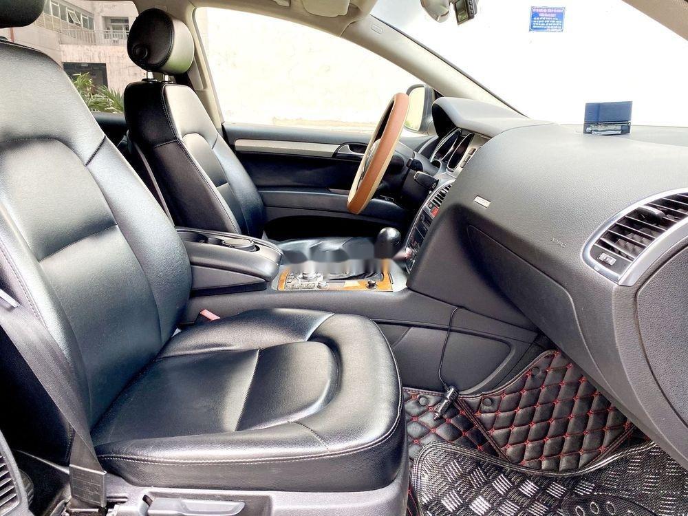 Cần bán xe Audi Q7 CDI đời 2009, màu đen, xe nhập số tự động, giá tốt (6)