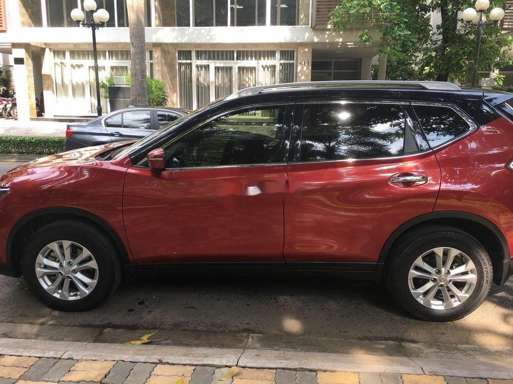 Bán ô tô Nissan X trail đăng kí 2018 (6)