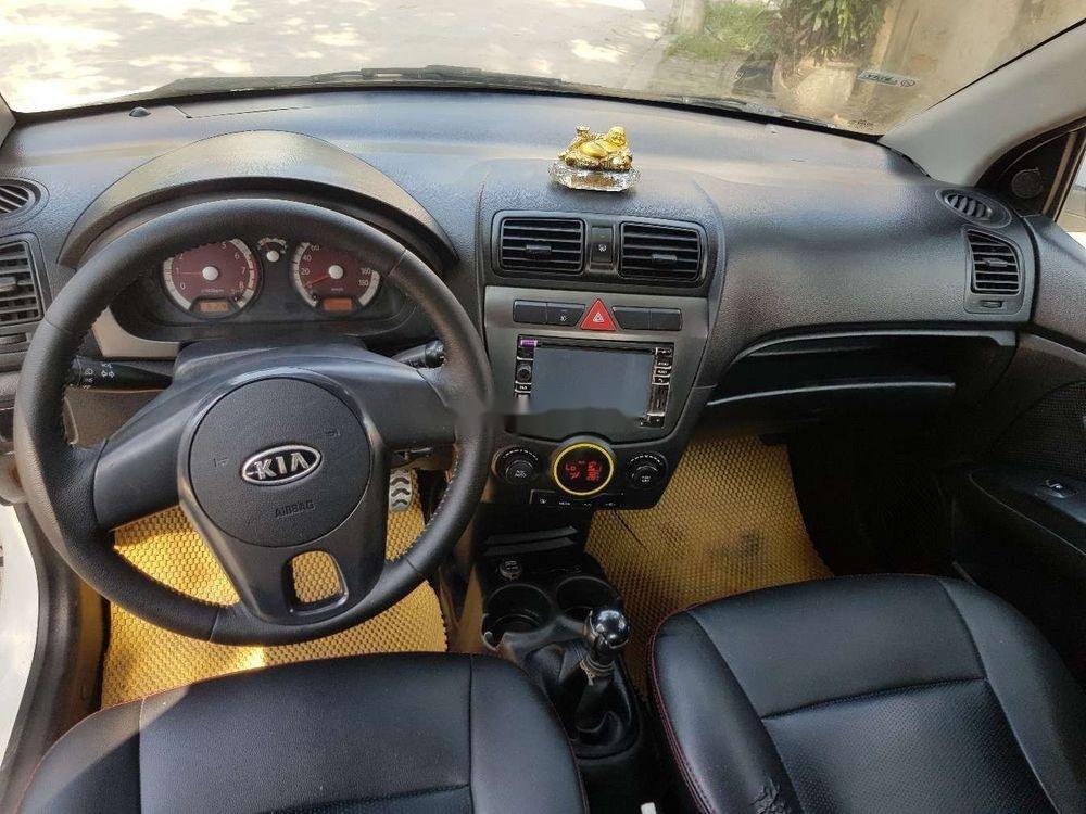 Bán xe Kia Morning MT đời 2011, màu trắng chính chủ, giá tốt (5)