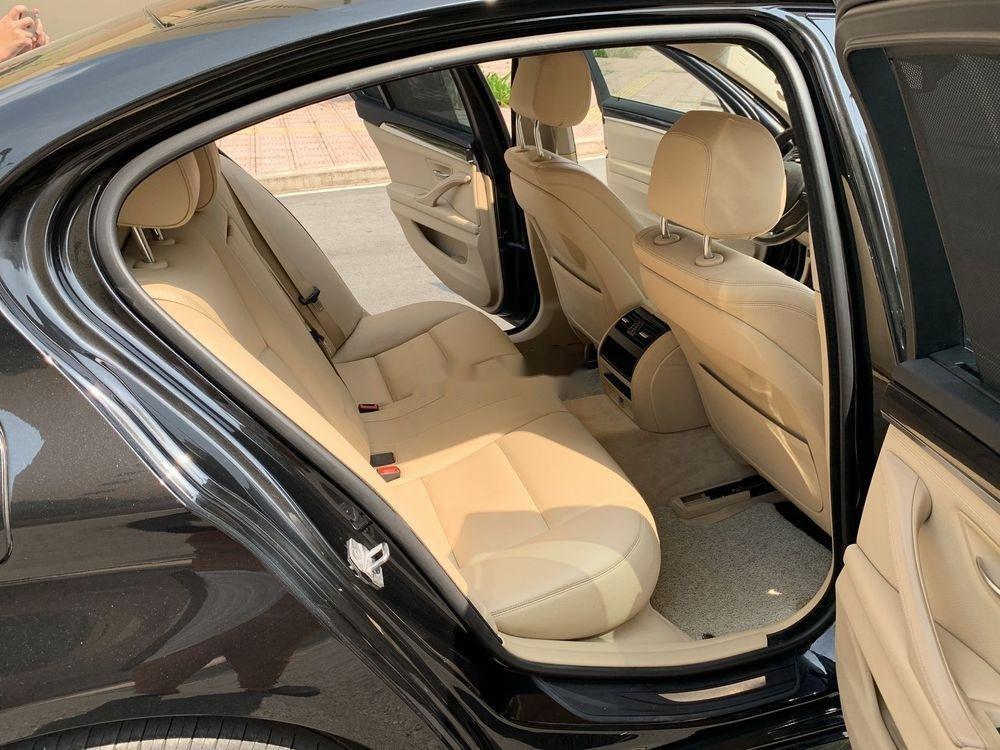 Bán BMW 5 Series 520i Facelift  năm 2016, màu đen, nhập khẩu (10)