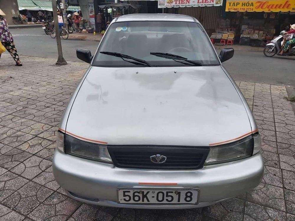 Bán ô tô Daewoo Cielo MT sản xuất năm 1996, nhập khẩu nguyên chiếc  (1)