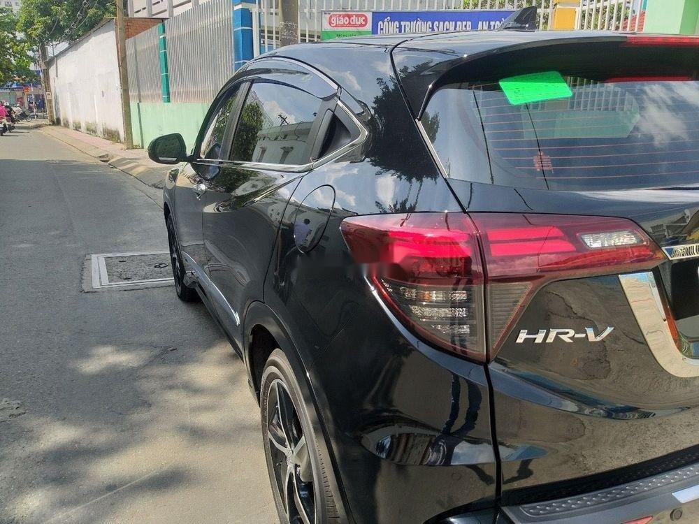 Cần bán xe Honda HR-V 1.8L 2018, màu đen, nhập khẩu xe gia đình (2)