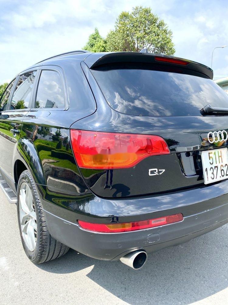 Cần bán xe Audi Q7 CDI đời 2009, màu đen, xe nhập số tự động, giá tốt (12)