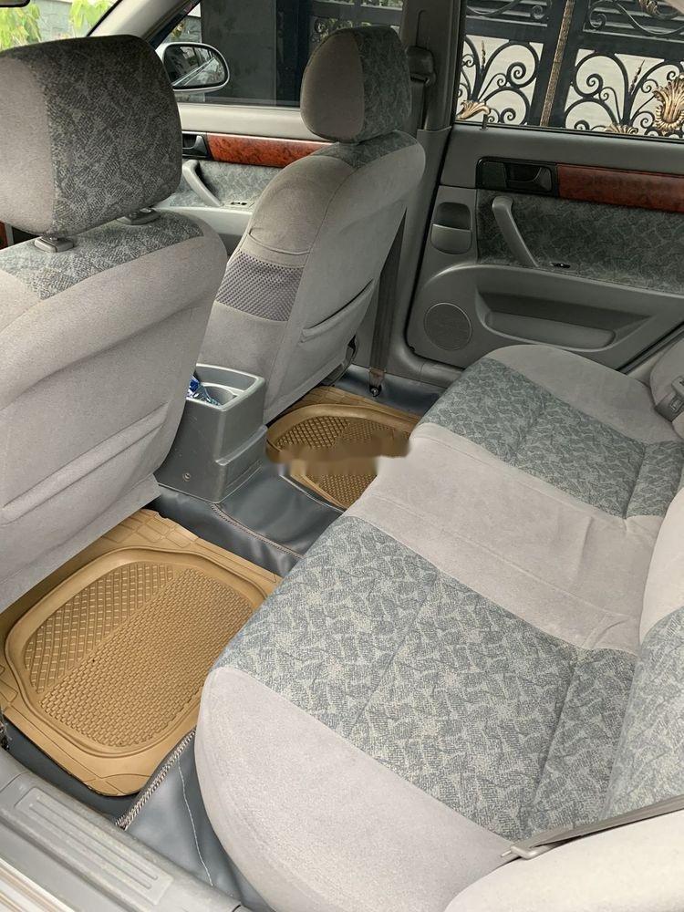 Cần bán lại xe Daewoo Lacetti năm sản xuất 2011, màu bạc (5)