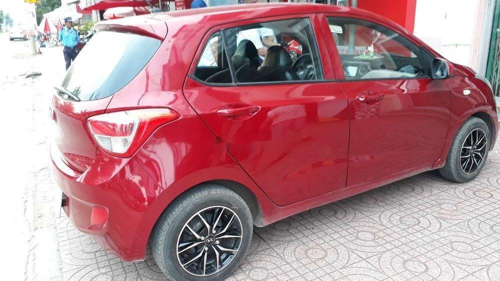 Cần bán xe Hyundai Grand i10 sản xuất năm 2015, màu đỏ, nhập khẩu số sàn giá tốt (7)