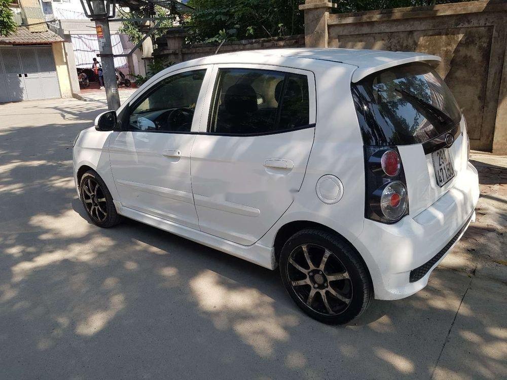 Bán xe Kia Morning MT đời 2011, màu trắng chính chủ, giá tốt (3)