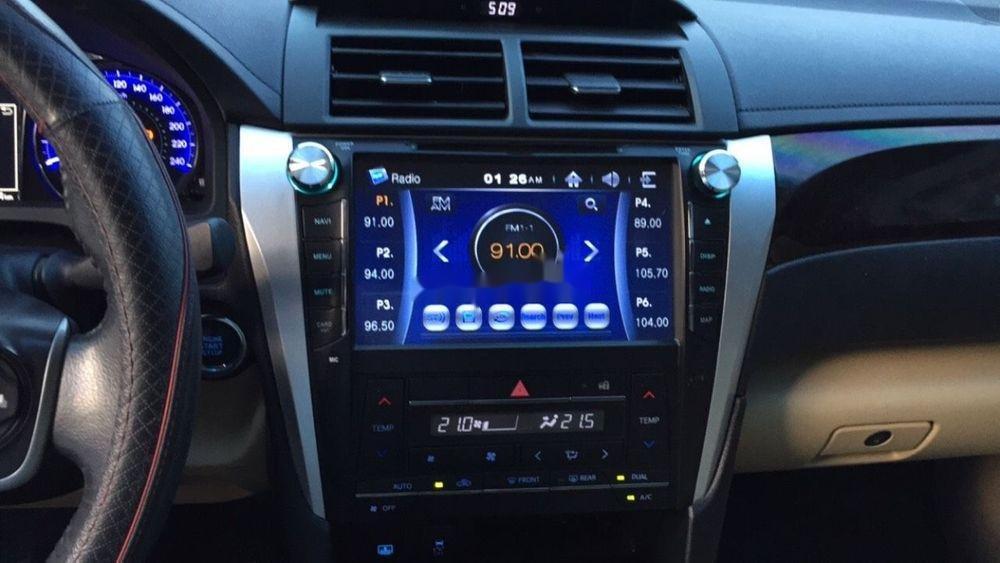 Bán ô tô Toyota Camry 2.5G AT năm sản xuất 2016, màu đen giá tốt (5)