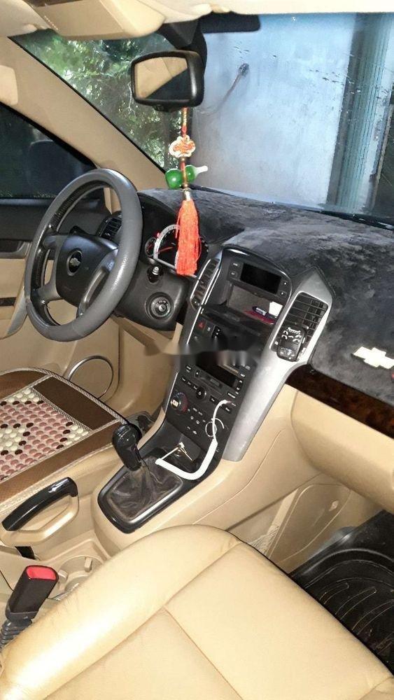 Bán Chevrolet Captiva năm 2008, nhập khẩu nguyên chiếc chính hãng (2)