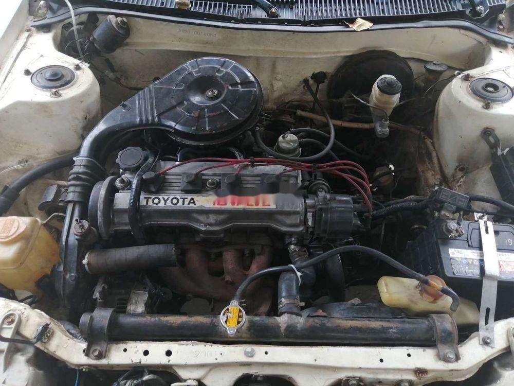 Bán Toyota Corolla sản xuất 1987, màu trắng (8)