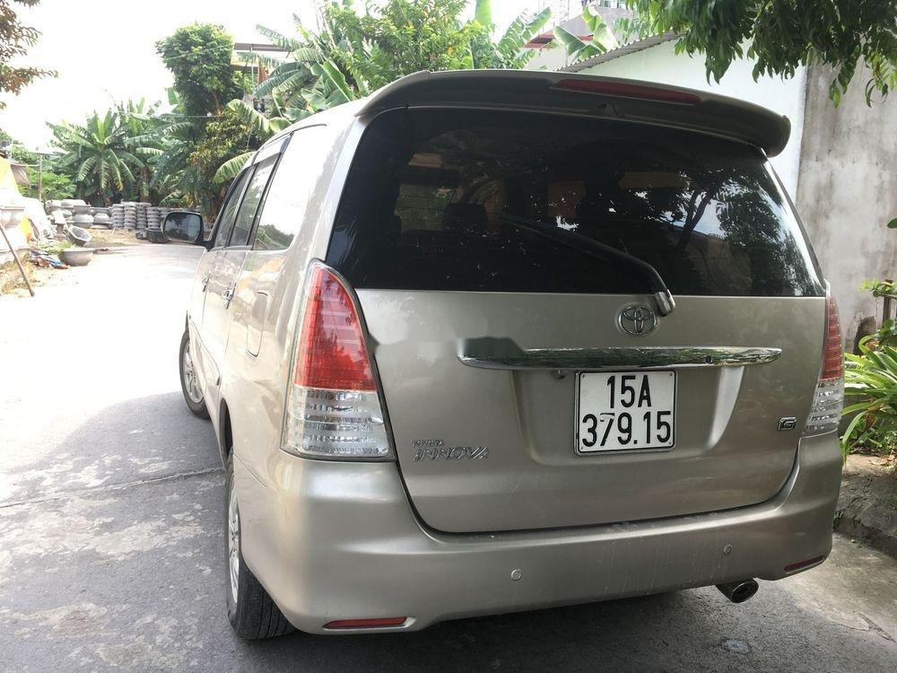 Bán Toyota Innova G năm sản xuất 2009, giá tốt (4)