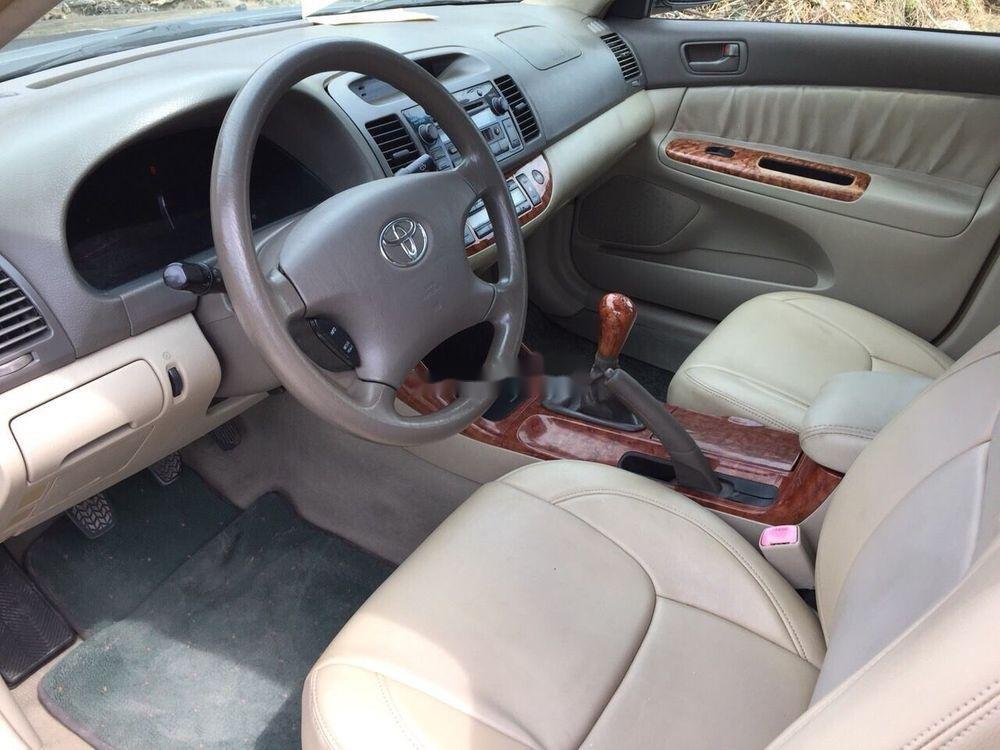 Cần bán lại xe Toyota Camry 2.4 năm 2005, 365tr (6)