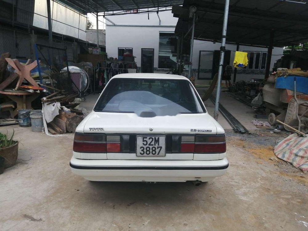 Bán Toyota Corolla sản xuất 1987, màu trắng (3)