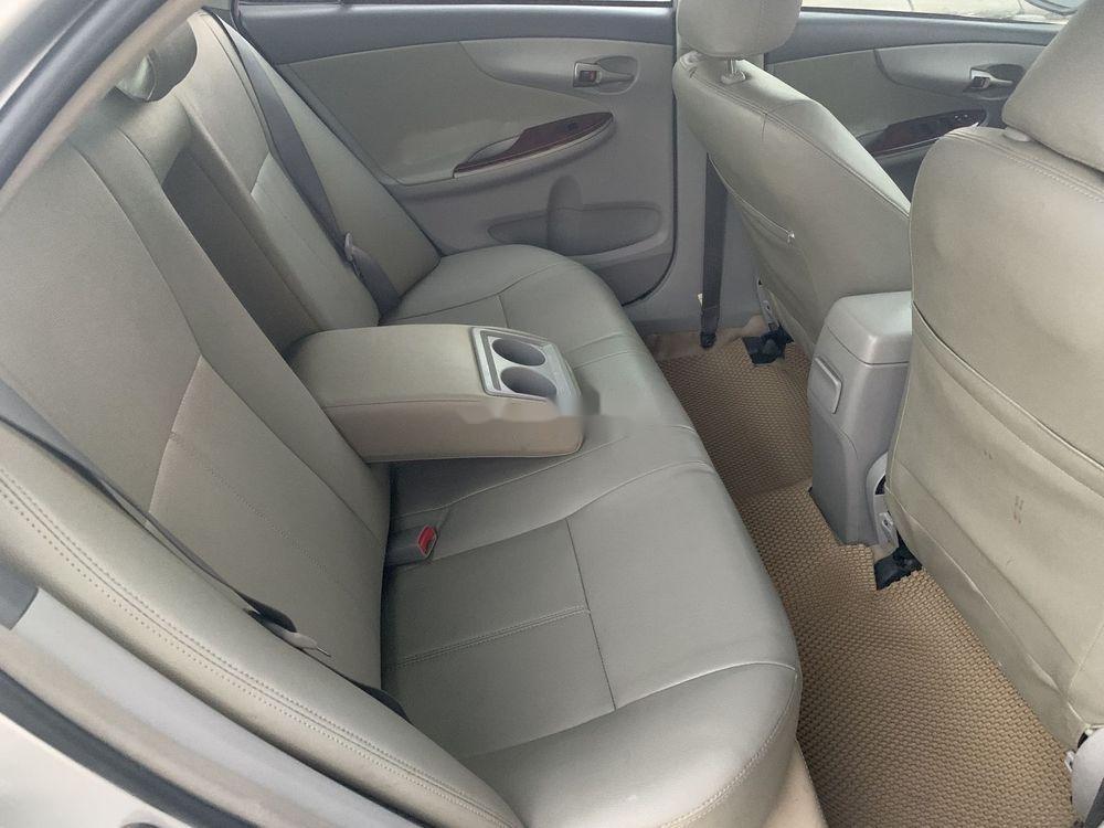 Cần bán lại xe Toyota Corolla Altis sản xuất 2008, màu bạc, nhập khẩu còn mới, giá tốt (7)
