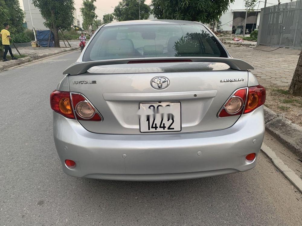 Cần bán lại xe Toyota Corolla Altis sản xuất 2008, màu bạc, nhập khẩu còn mới, giá tốt (2)