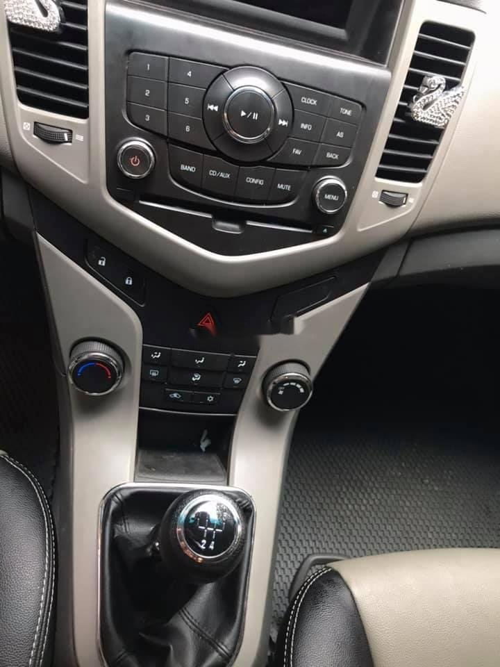 Cần bán xe Daewoo Lacetti đời 2009, màu đen, xe nhập (10)