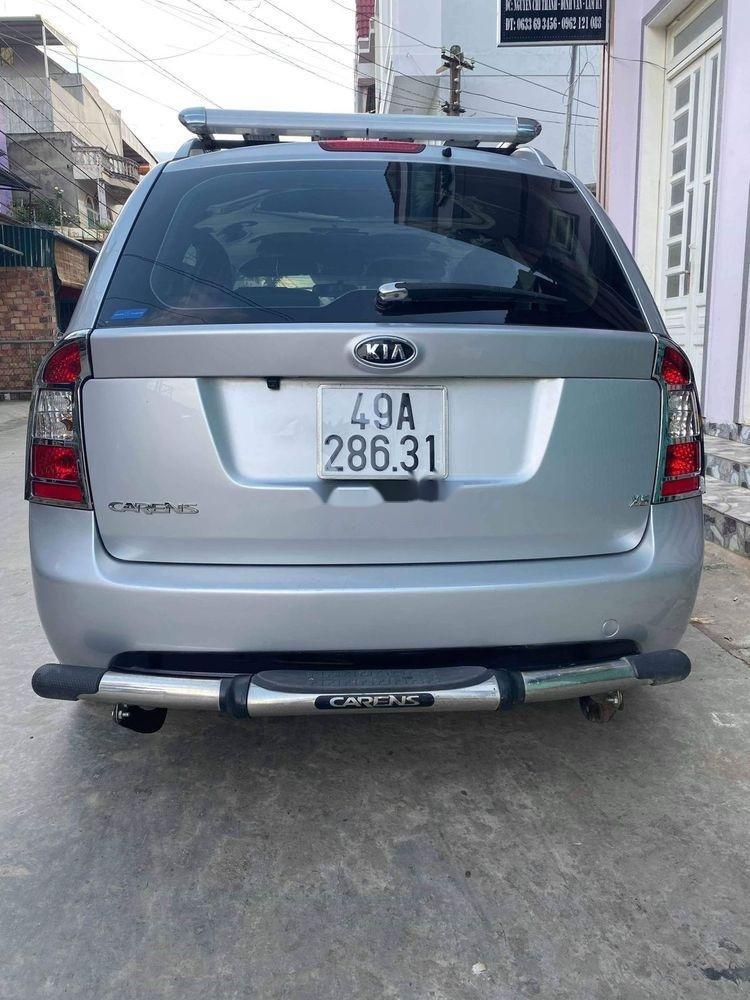 Cần bán Kia Carens sản xuất năm 2012, màu bạc chính chủ xe nguyên bản (4)
