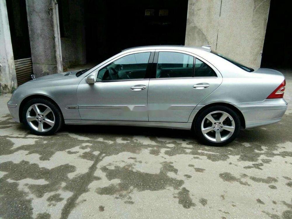 Cần bán gấp Mercedes đời 2007, màu bạc, xe nhập chính chủ (1)